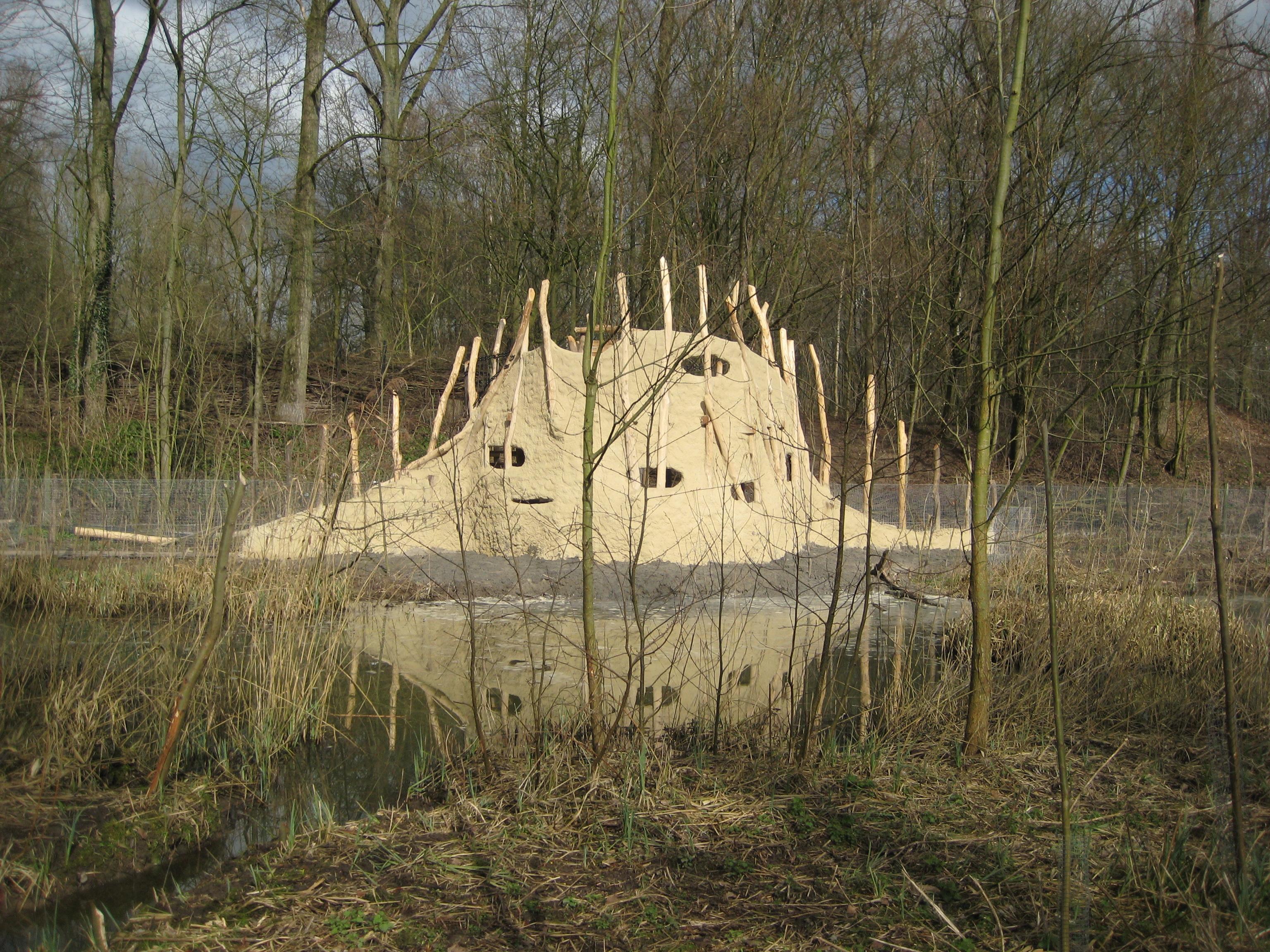 Het Beverbos, Dordrecht 2008