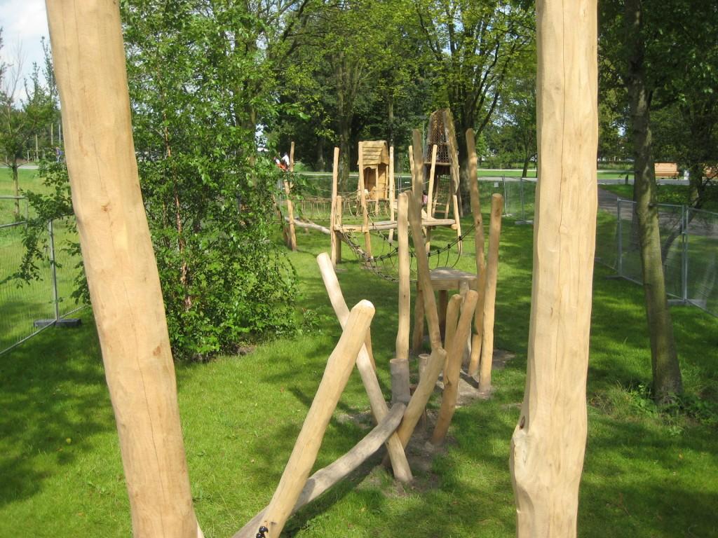 avonturenpad natuurlijke speeltuin Amsterdam