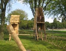 Klimbos, Noorderpark Oost, Amsterdam 2012