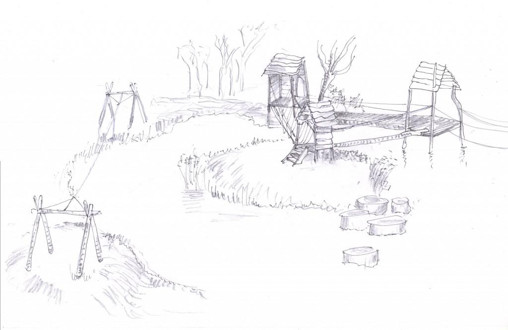 waterdorp Natuurlijke speeltuin Uithoorn