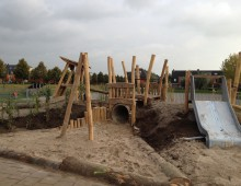 De Wissel, Houten